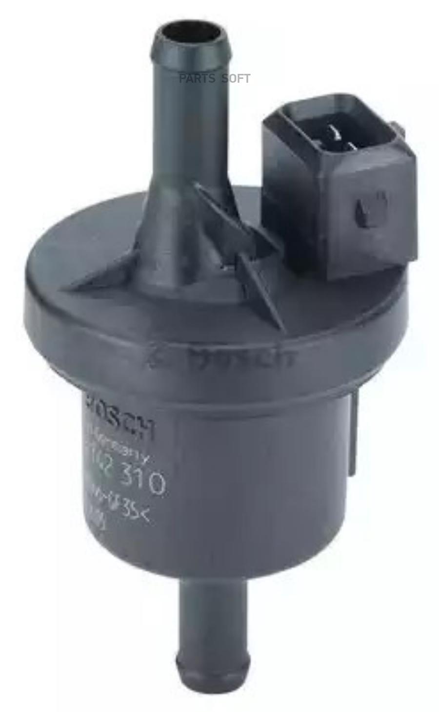 Клапан вентиляции, топливный бак