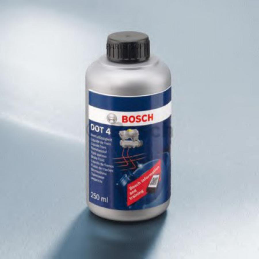 Тормозная жидкость DOT 4 (0.25 л.)