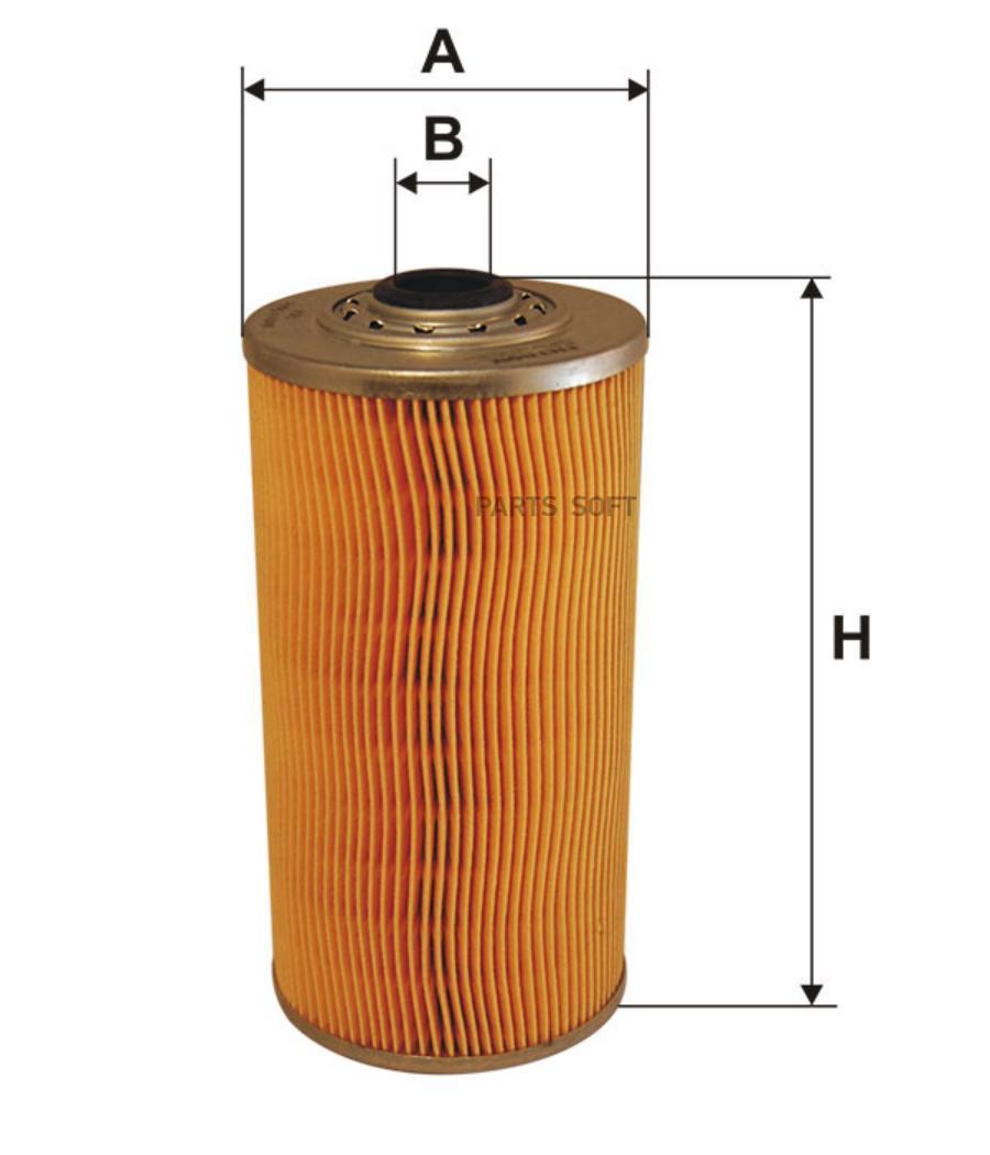 Фильтр масляный BMW 3 (E28-E30) 2,4D