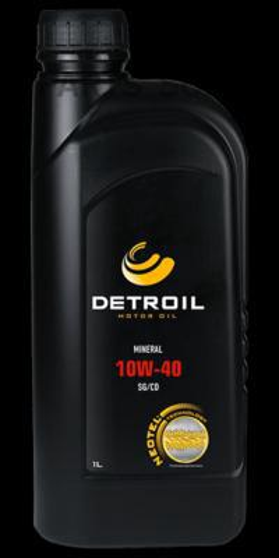 Масло моторное Detroil 10W-40 (1 л.) SG/CD минеральное