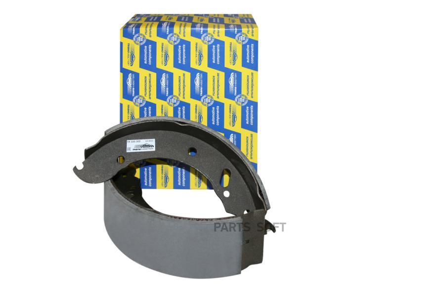 Колодки тормозные задние ГАЗ 3302, 2217, 2705, 3221, 2752 (барабанного тормоза)
