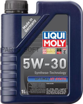 Масло моторное LIQUI MOLY OPTIMAL 5W-30 (1 л.) синтетика