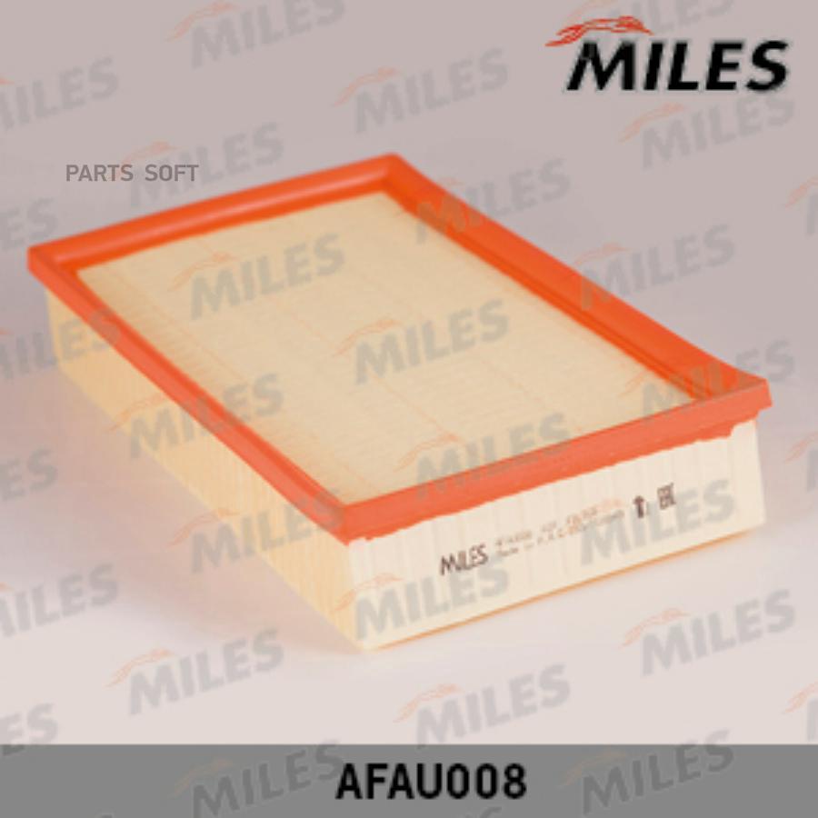 Фильтр воздушный AUDI 80-100, A6 (1.6L-2.8L) | VOLKSWAGEN G2, PASSAT (1.6L-2.8L)