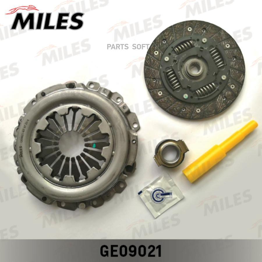 Комплект сцепления DAEWOO: MATIZ (1.0L) М100, M150, М200, M250 CHEVROLET: AVEO (1.2L), KALOS T250. T255, SPARK (1.0L)