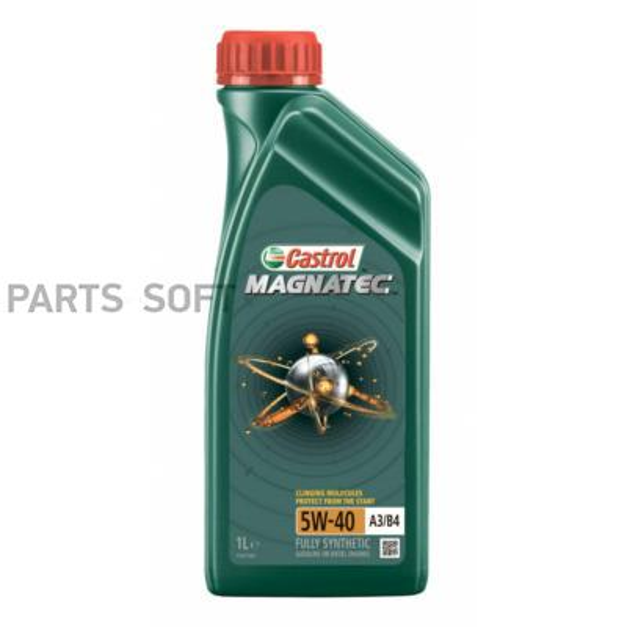 Моторное масло Кастрол Магнатек 5W-40 (1л.)
