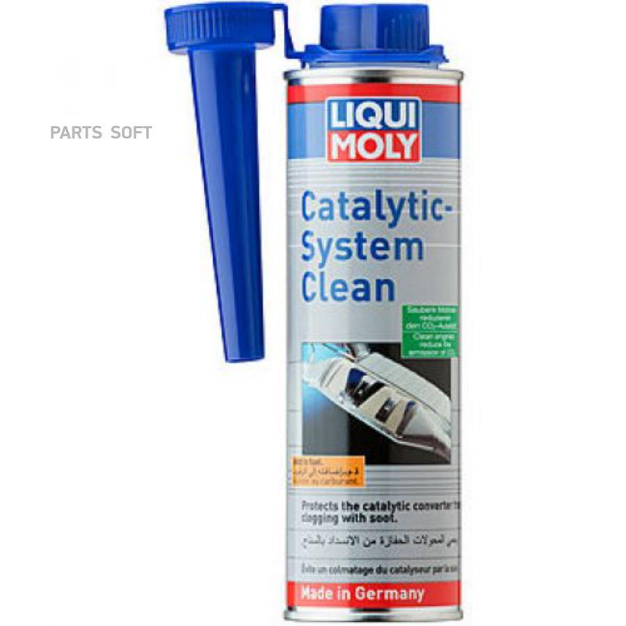 Очиститель катализатора Catalytic-System Clean (0.3 л.)