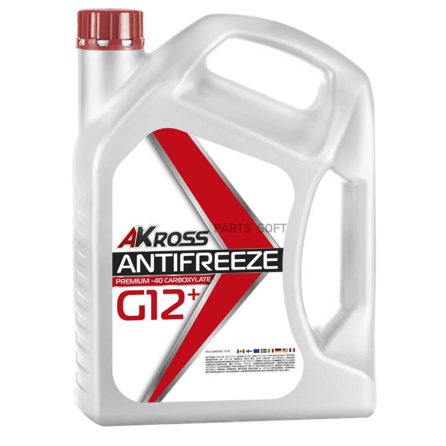 Антифриз G12+ Premium (4,7 кг.)