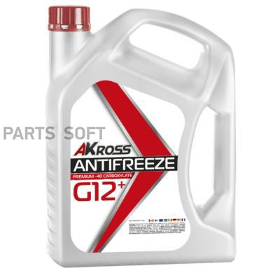 Антифриз G12+ Premium (9,7 кг.)