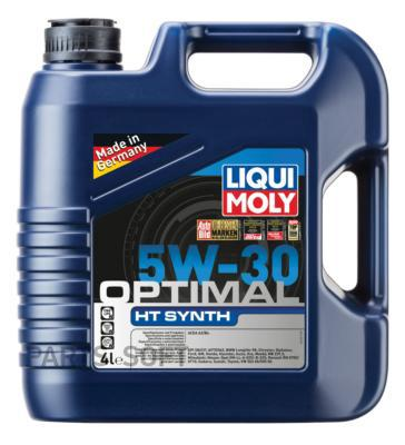 Масло моторное LIQUI MOLY OPTIMAL 5W-30 (4 л.) синтетика