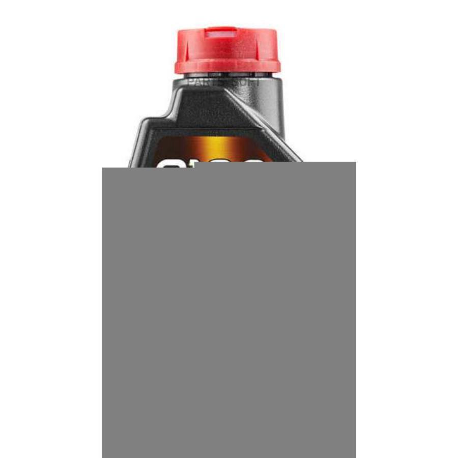 Масло моторное MOTUL 5W-30 8100 X-Clean FE С2/C3 (1 л.) синтетика
