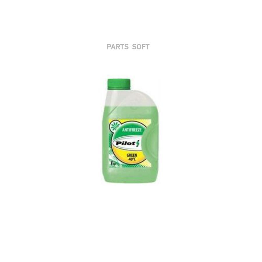 Антифриз зеленый G11 (1 л.) Professional line