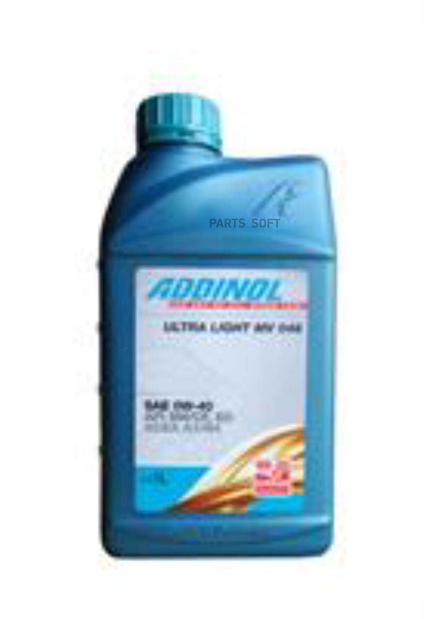 Моторное масло Ultra Light MV 046 S