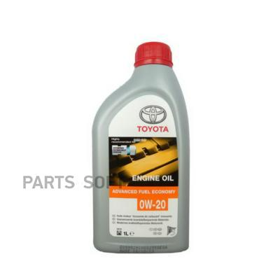 Моторное масло TOYOTA AFE SAE 0W-20 (1л) EU