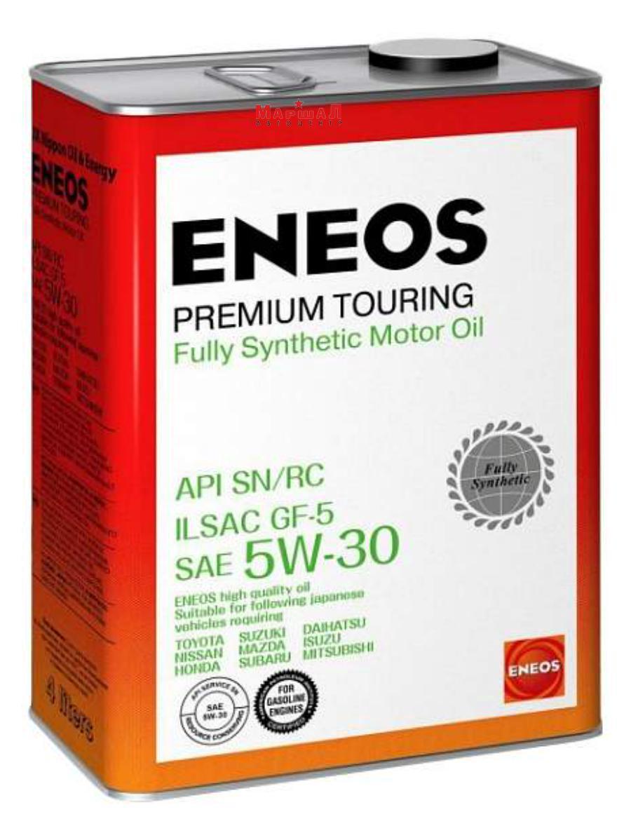 ENEOS Premium TOURING SN 5W-30 4л
