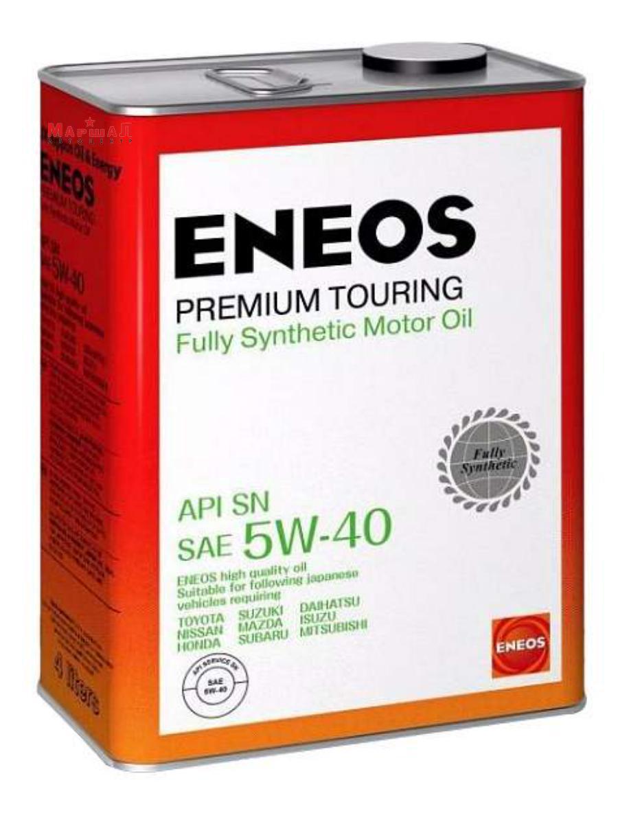 ENEOS Premium TOURING SN 5W-40 4л