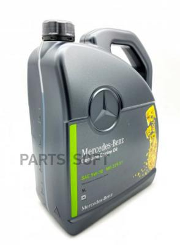 Масло моторное синтетическое Genuine 5W-30, 5л