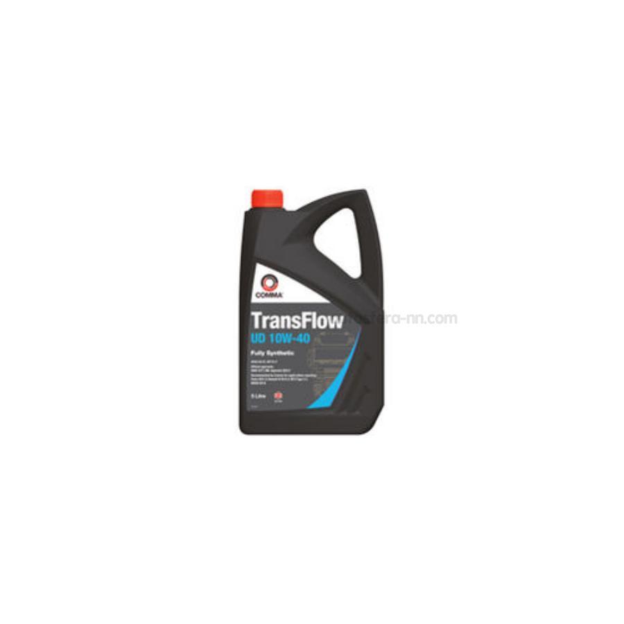 Масло моторное синтетическое TransFlow UD 10W-40, 5л