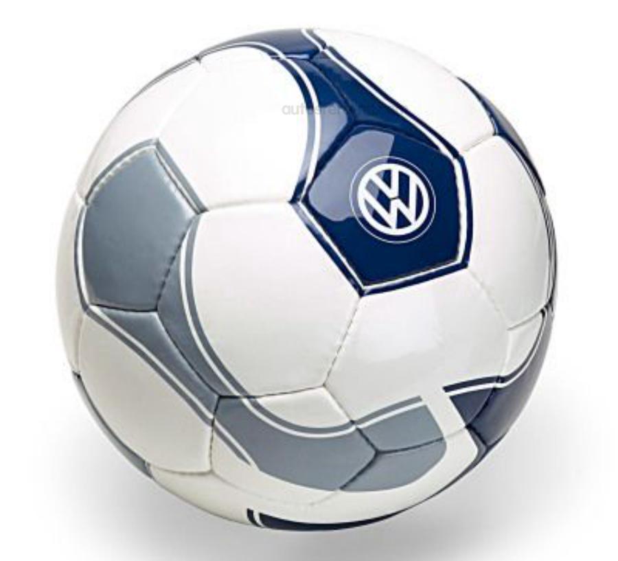 Футбольный мяч Volkswagen Logo Football