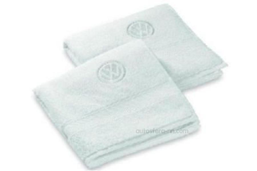 Полотенце для рук Volkswagen Logo Hands Towel White