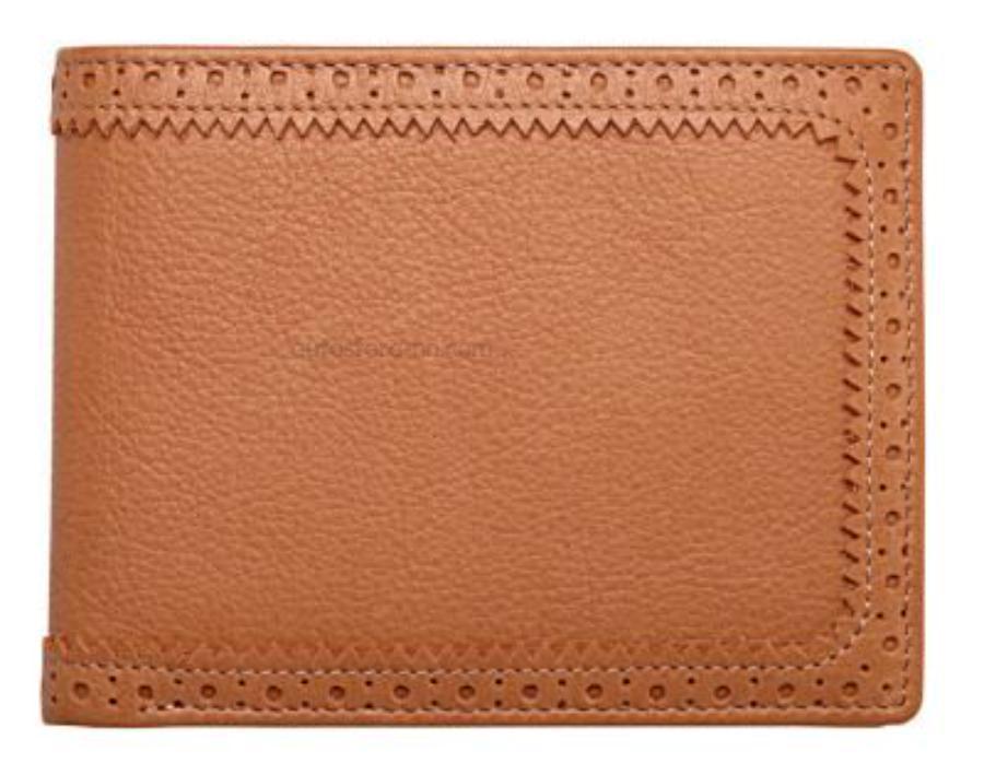 Мужской кошелек Volkswagen Classic Men's Wallet Beige