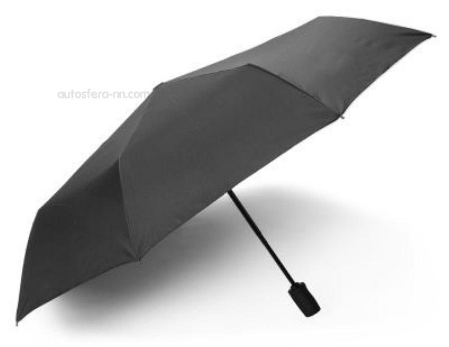 Автоматический складной зонт Skoda Superb III Umbrella Black