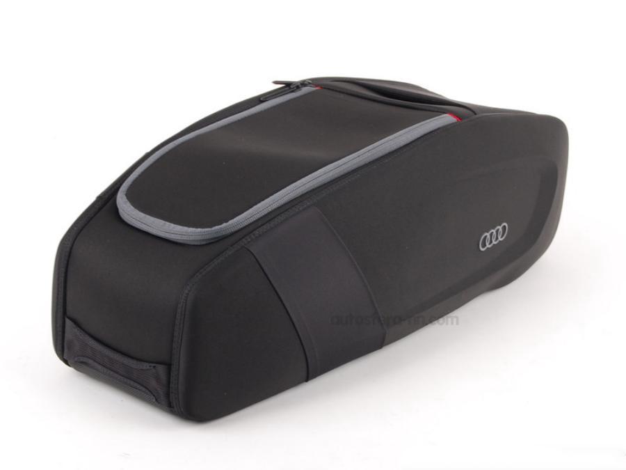 Объемная сумка-подлокотник для задней части салона Audi