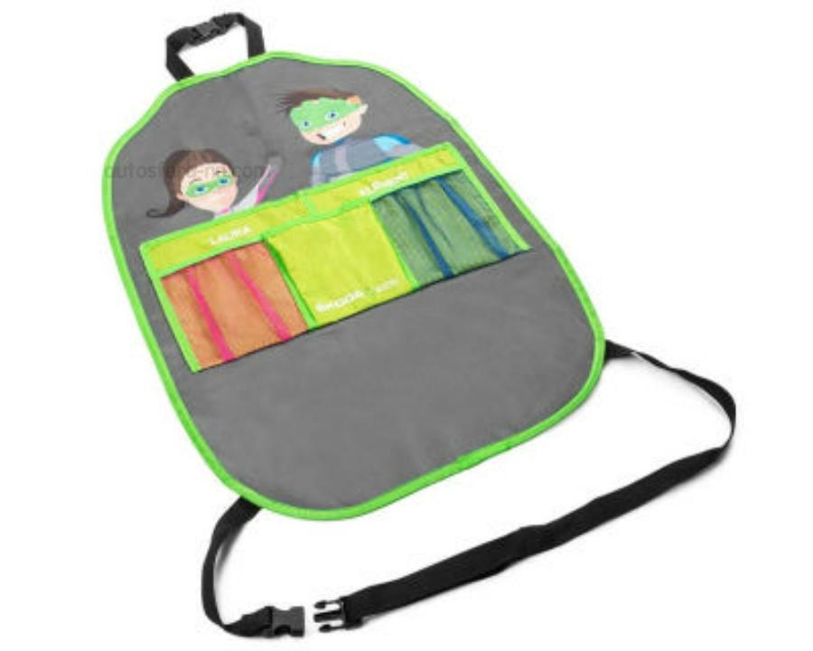 Детская сумка на спинку сиденья Skoda Kids Car Seat Organiser