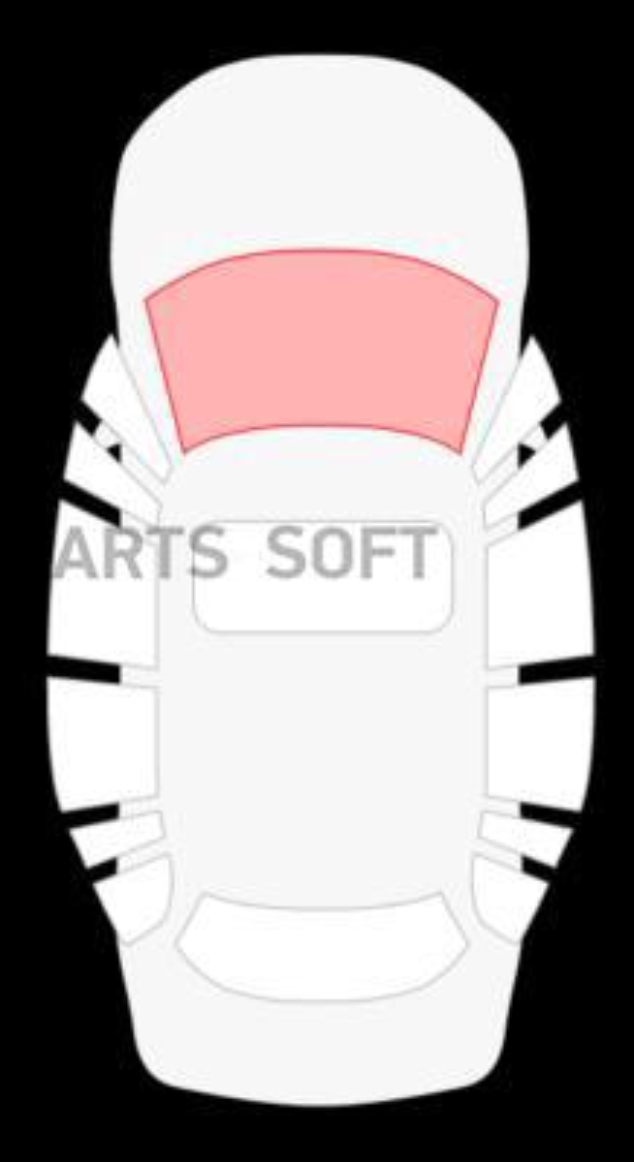 Honda Accord 4D седан / Inspire 4D седан / Vigor