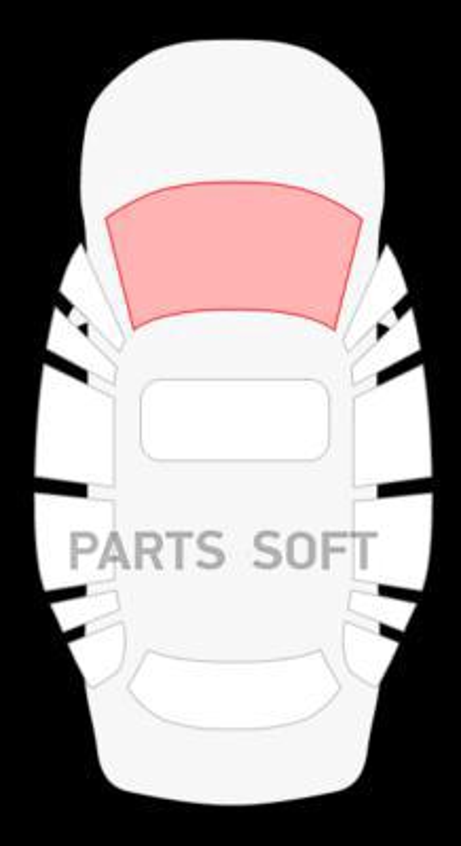 BMW X5 III 5D Suv (камера) (полный обогрев)