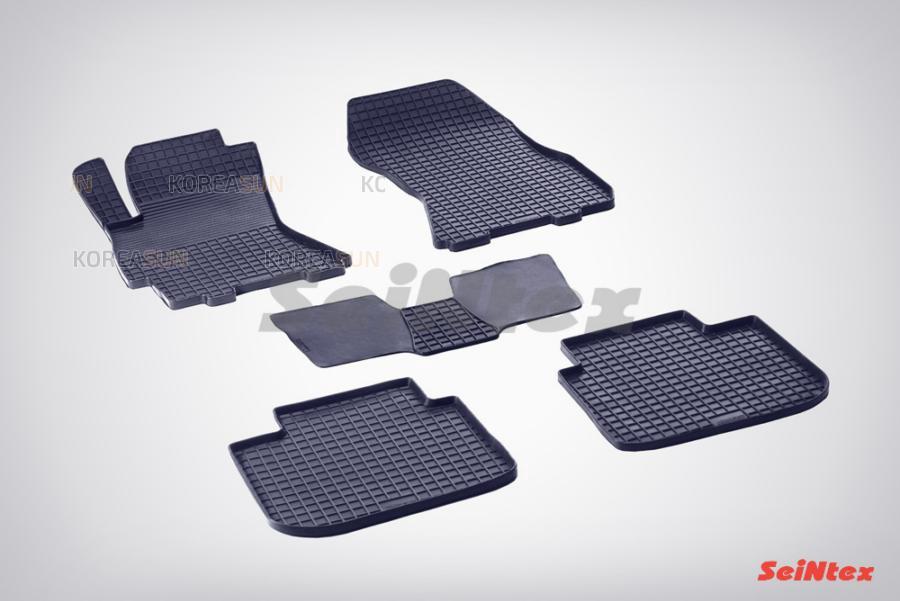Резиновые коврики Сетка для Subaru Outback IV 2009-2014