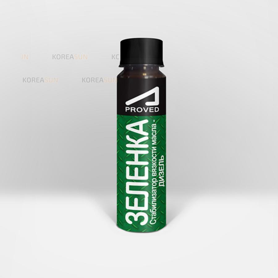 Зеленка стабилизатор вязкости масла - дизель