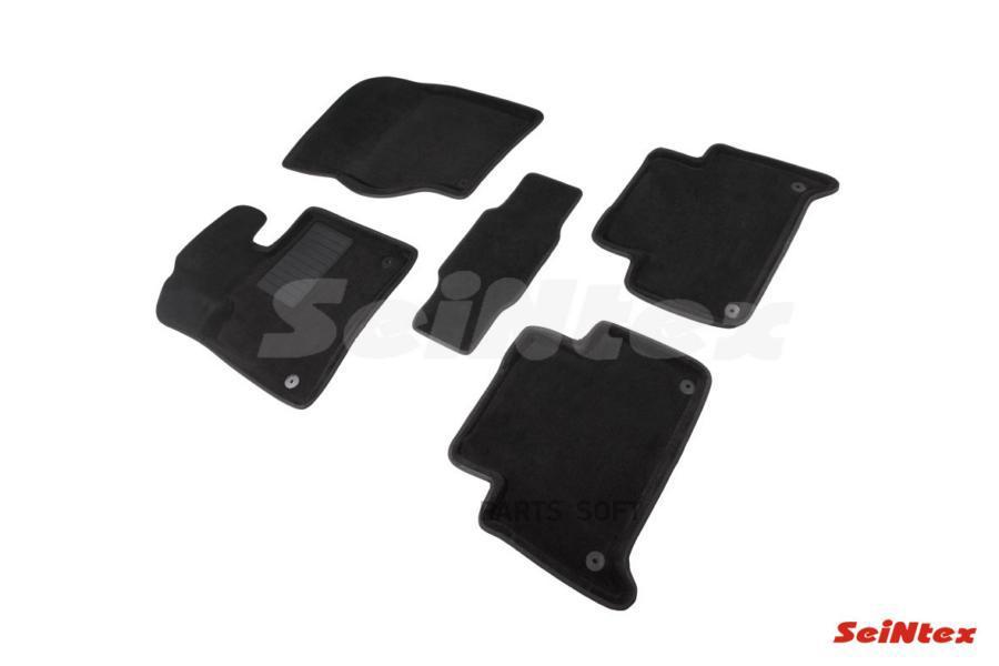 3D коврики для Audi Q7 2005-2015