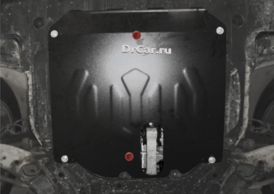 Защита картера + КПП