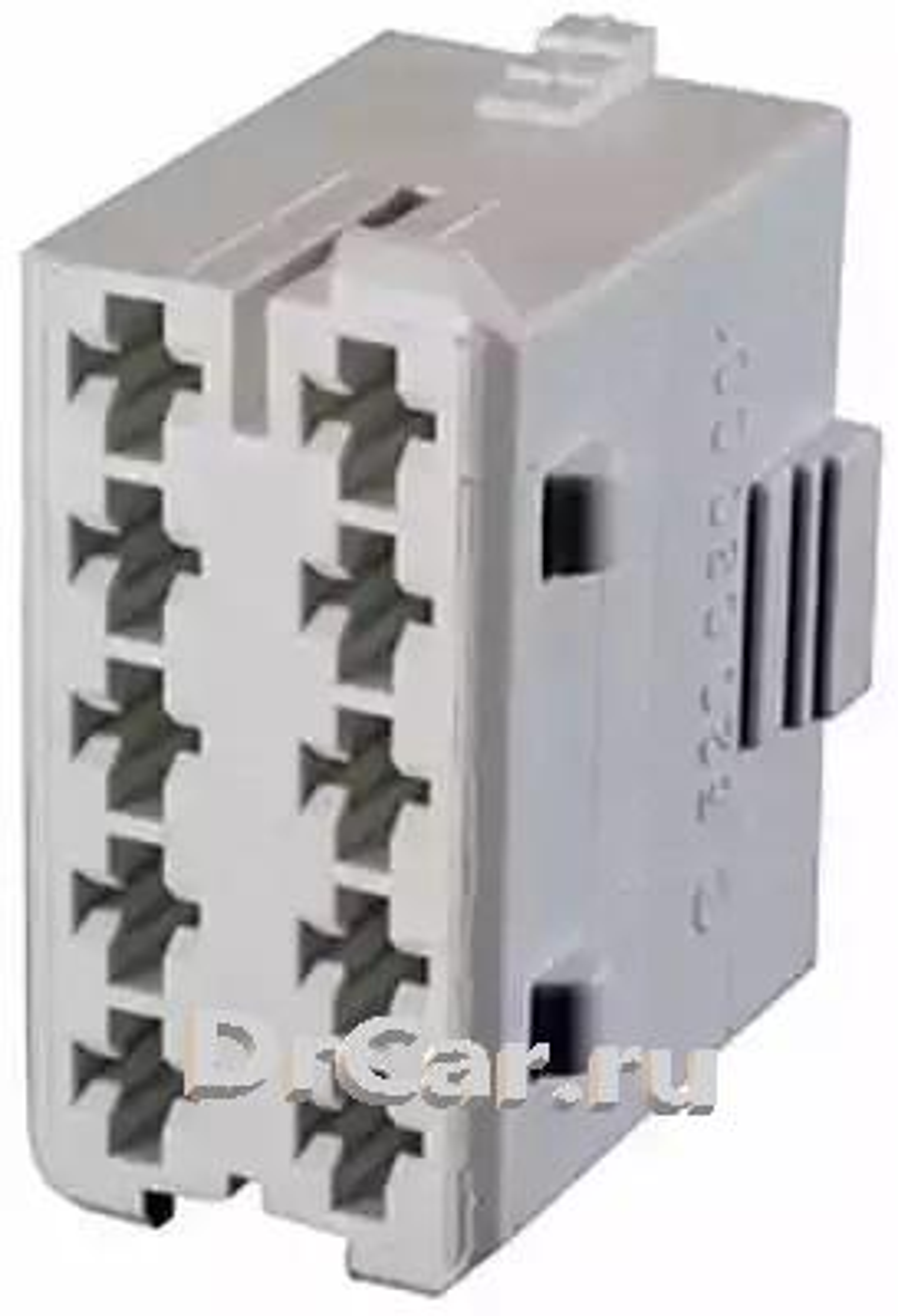 Разъем электрический BEHR-HELLA 8JD010076002