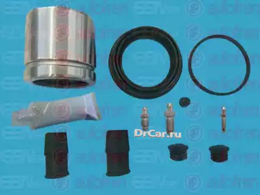 Ремкомплект тормозного суппортаперед D60