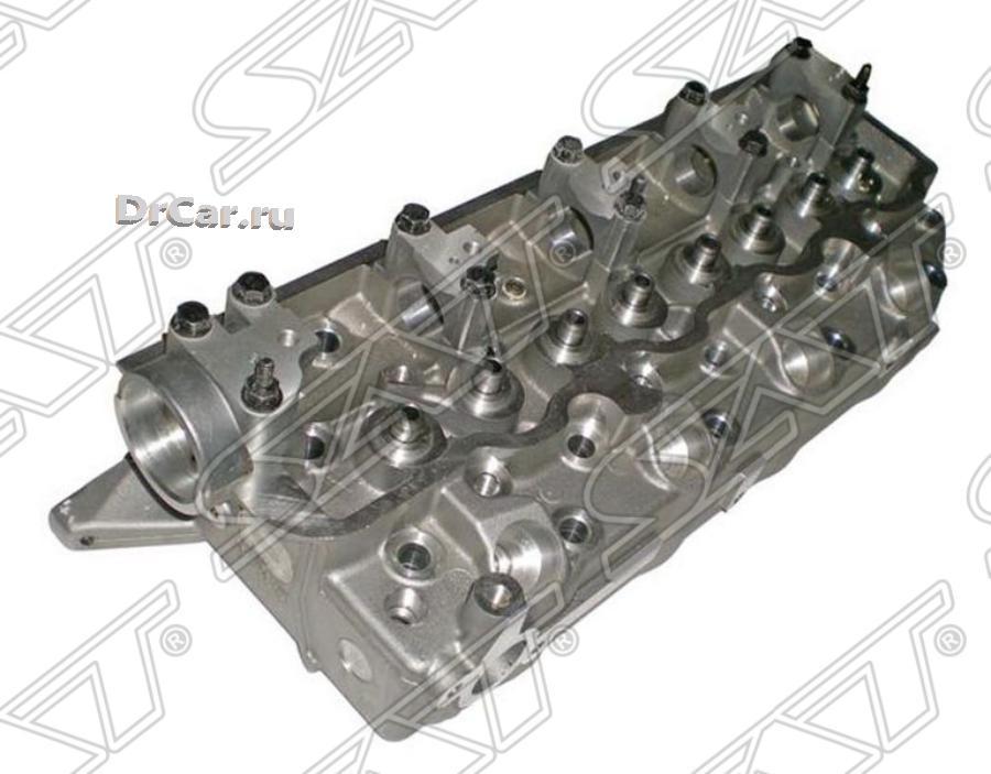 Головка блока MITSUBISHI CANTER/PAJERO/L200 4D56 HYUNDAI H1/STAREX/GALLOPER D4B# 94-02 -2.5mm.