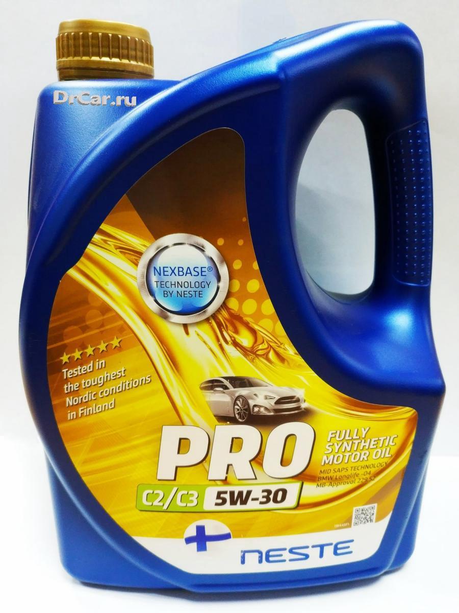 Масло моторное синтетическое Pro C2/C3 5W-30, 1л