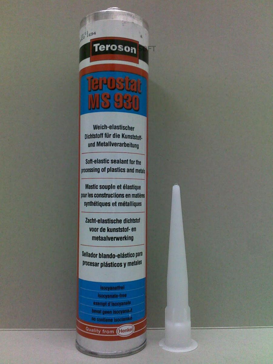 Клей-герметик для швов Terostat-MS 930 серый