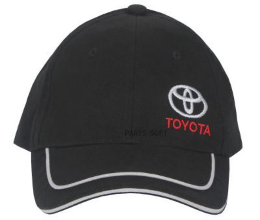 Бейсболка Toyota Baseball Cap Classic Black