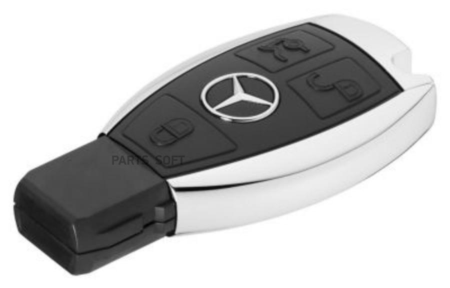 Флэш USB-накопитель Mercedes