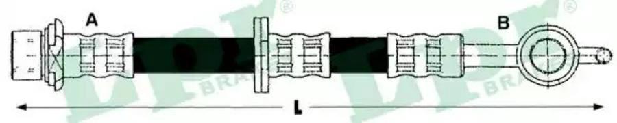 Тормозной шланг