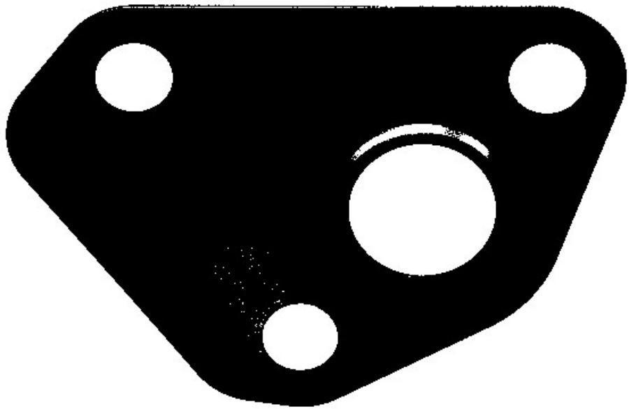 Прокладка, вторичный воздушный клапан