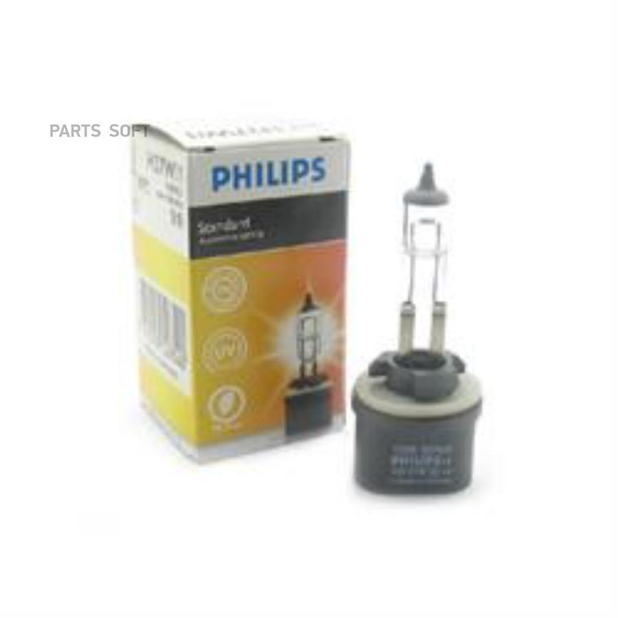 Лампа накаливания Standard H27W/1 12В 27Вт