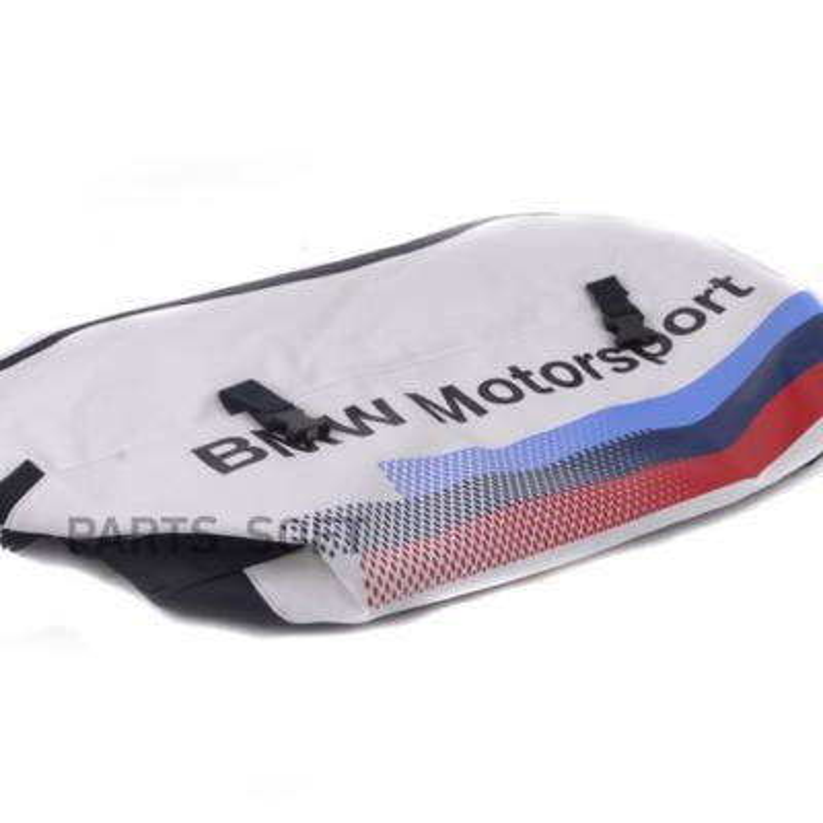 1e95579dbb4f BMW Спортивная сумка BMW Motorsport Sports Bag White/Team Blue 2017