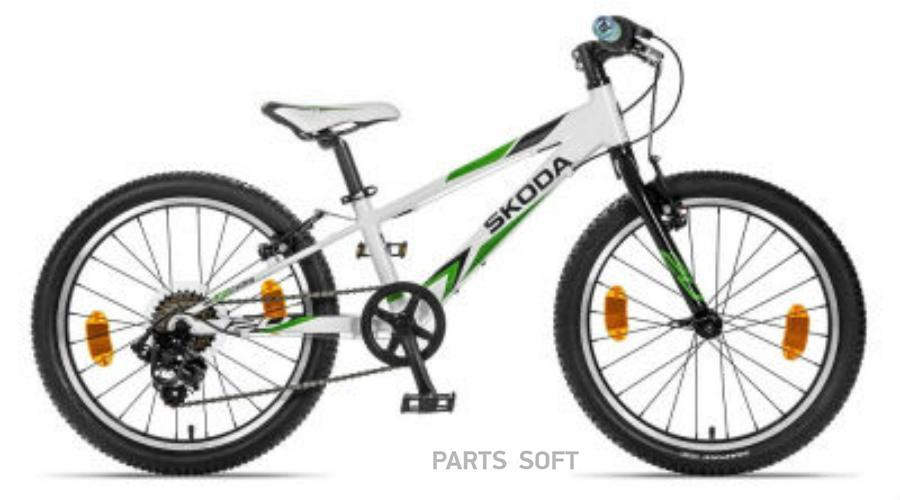 Велосипед SKODA KID 2'0 9