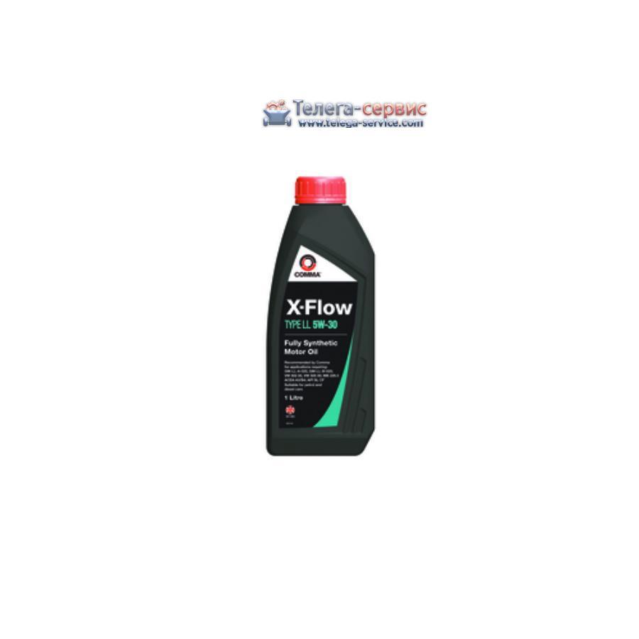 Масло моторное синтетическое X-Flow Type LL 5W-30, 1л