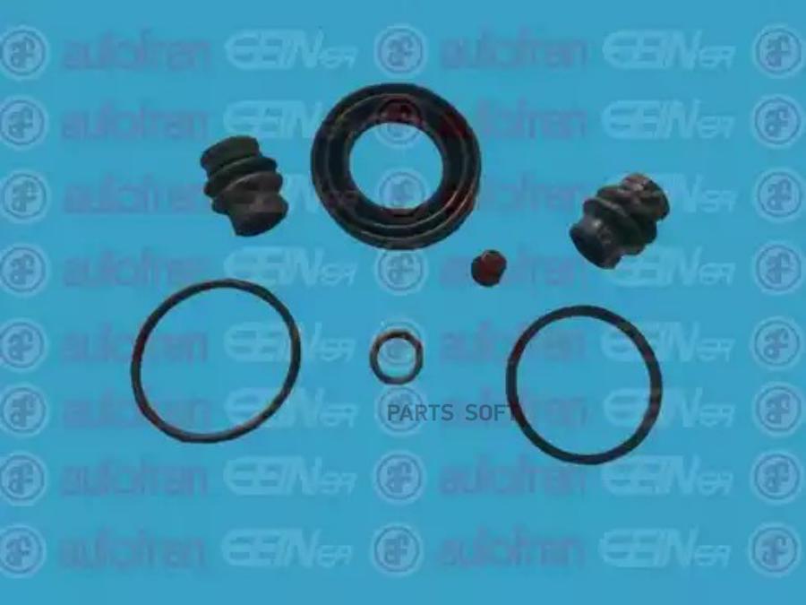 Ремкомплект тормозного суппортазад D41