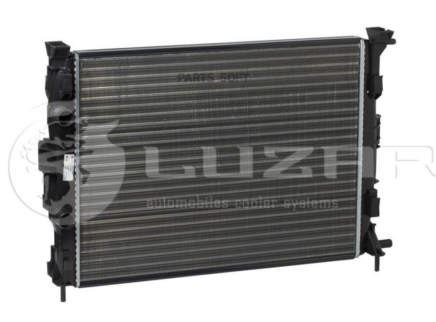 Радиатор охл. для а/м Renault Megane/Scenic II (02-) M/A