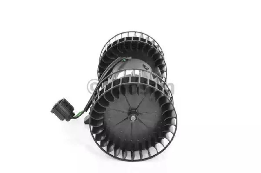 Электродвигатель, вентиляция салона