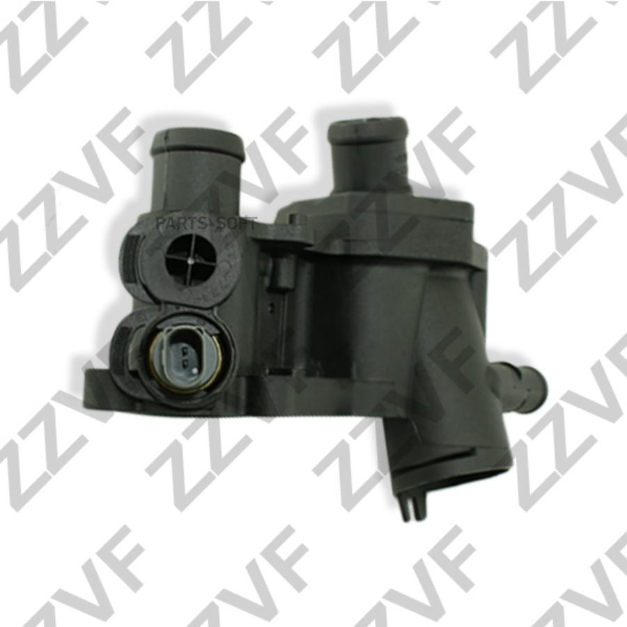 Корпус термостата VW Caddy II (95-04), Lupo (98-05)